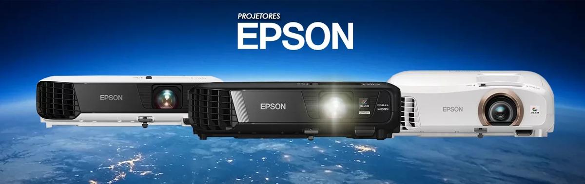 Projetores Epson